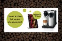 Mitmachen & Kaffeemaschine im Wert von 400€ gewinnen sowie 100 extra Kapseln.