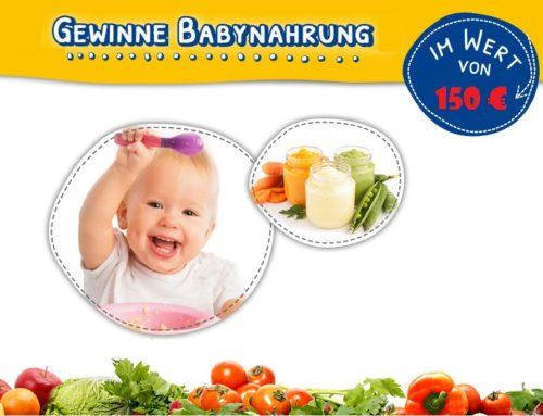 Babynahrung gewinnen