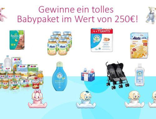 Babypaket gewinnen