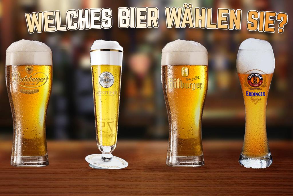 Gewinne jetzt 25 Liter Bier & die dazugehörigen Gläser.