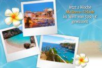 Gratis in den Urlaub? Gewinne jetzt eine Reise nach Mallorca!