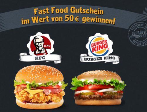 Burger gewinnen